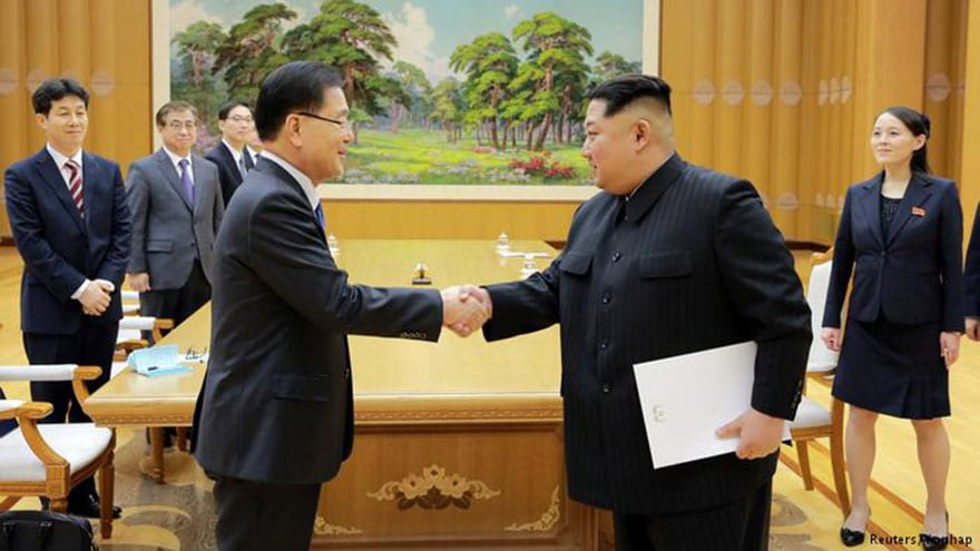 South And North Korea Agree To Hold Joint Summit