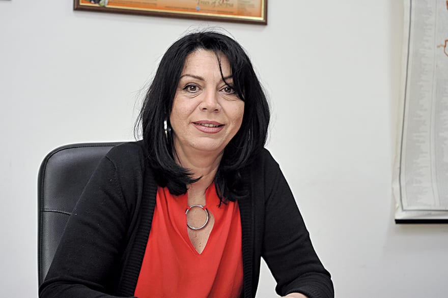 Jasmina Jović, Assistant Minister In The Sector For Nature Protection And Climate Change, Ministry Of Environmental Protection