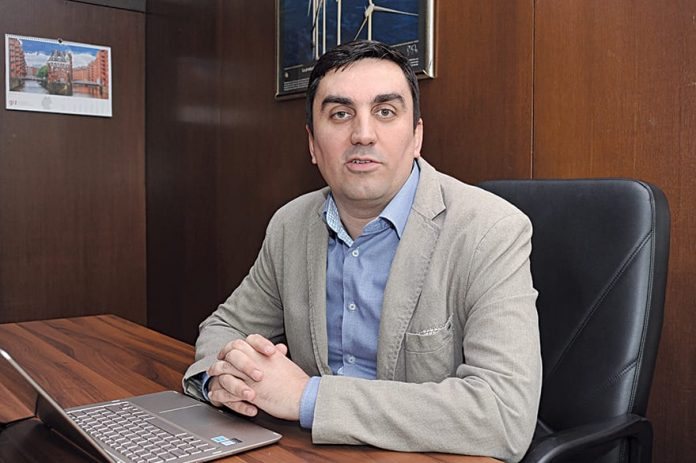 Slobodan Perović, Assistant Minister In The Sector For Strategic Planning And Projects, Ministry Of Environmental Protection