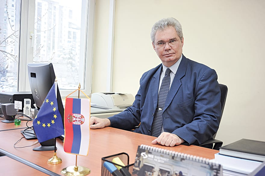 Željko Pantelić, Assistant Minister For Supervision And Prevention, Ministry Of Environmental Protection