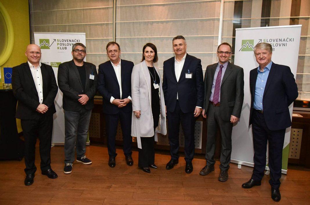 Slovenian Business Club - SPK Elects New Managing Board