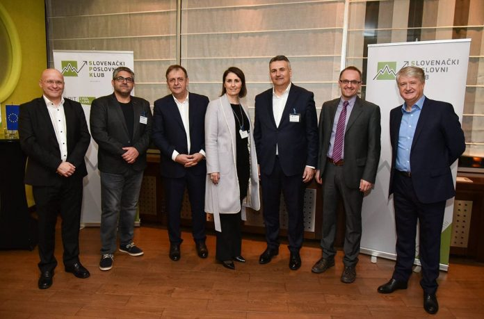 Slovenian Business Club (SPK): SPK Elects New Managing Board