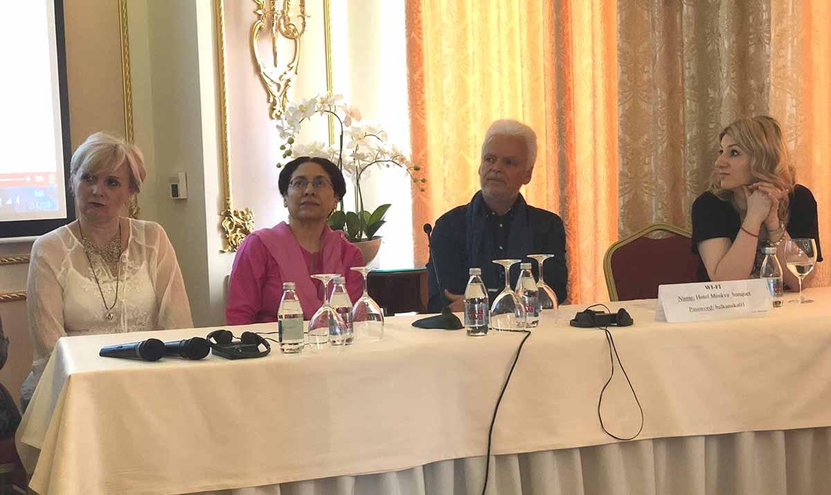 Narinder Chauhan inaugurates 3rd International Ayurveda Symposium