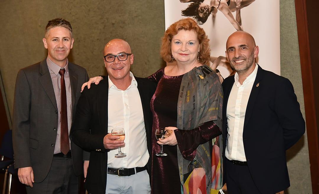 Australian Embassy Welcomes Sydney Dance Company Julia Feeney