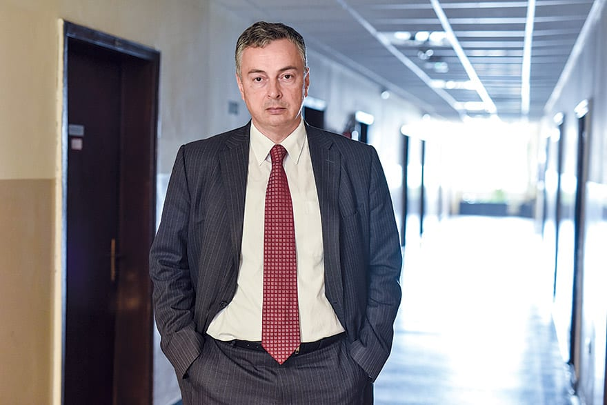Dejan Soskic Banks Cannot Thrive In A Stagnant Economy