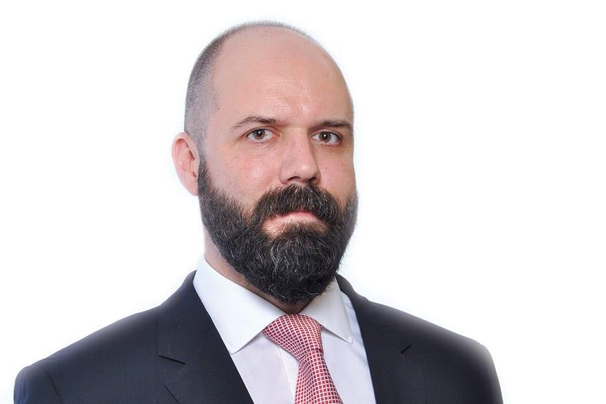 Nikola Jevtić, Director, Alti Logistika, Belgrade