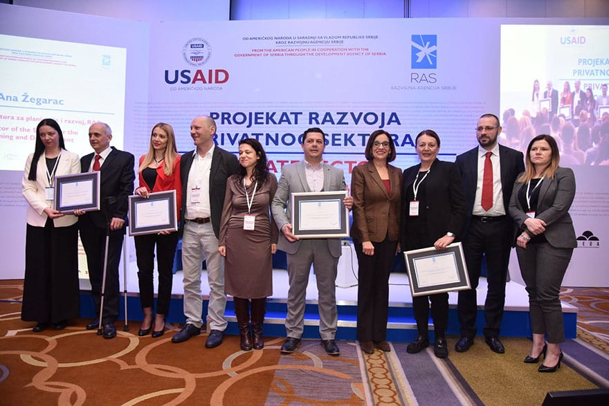 RAS And USAID Joint Project 2018