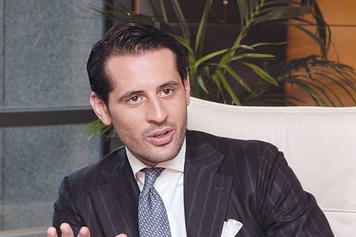 Stefan Babović Chief Operations Officer At Victoria Group
