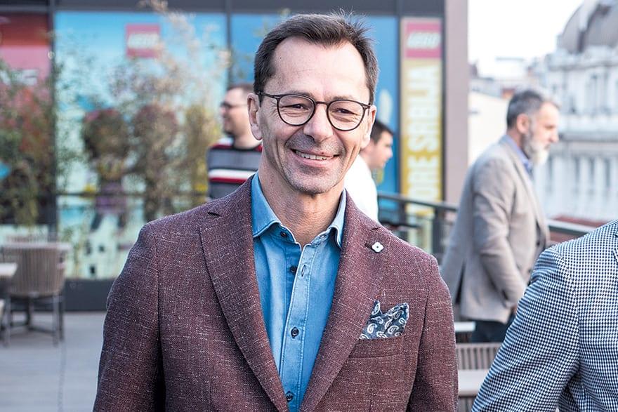 Antonello Facchini, Creative Director Of Brand Barbolini