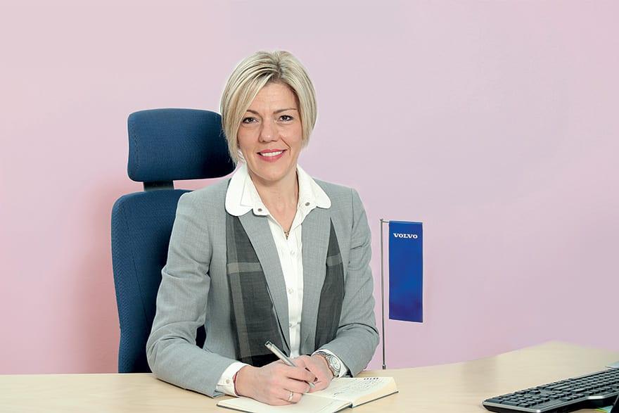 Dragana Krstić, General Manager Of Volvo d.o.o. Novi Banovci