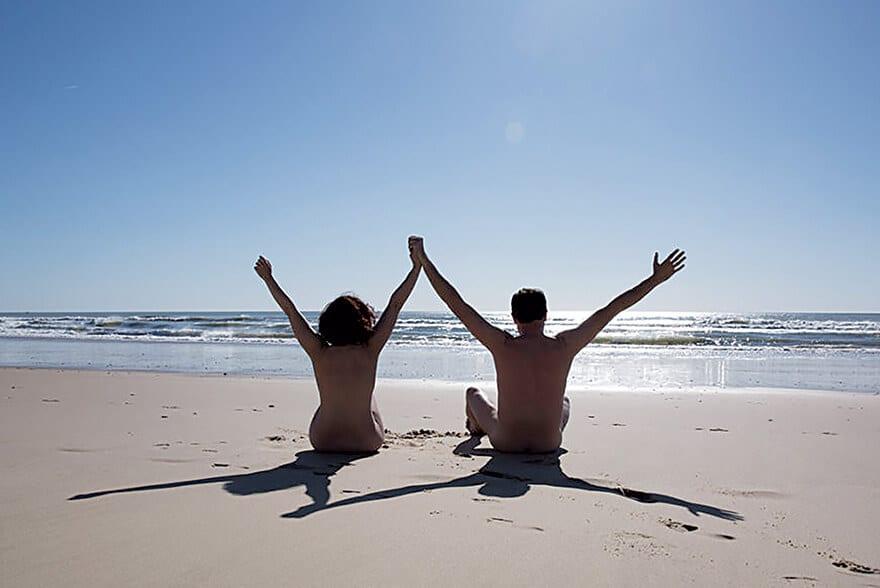 First Official Nudist Beach