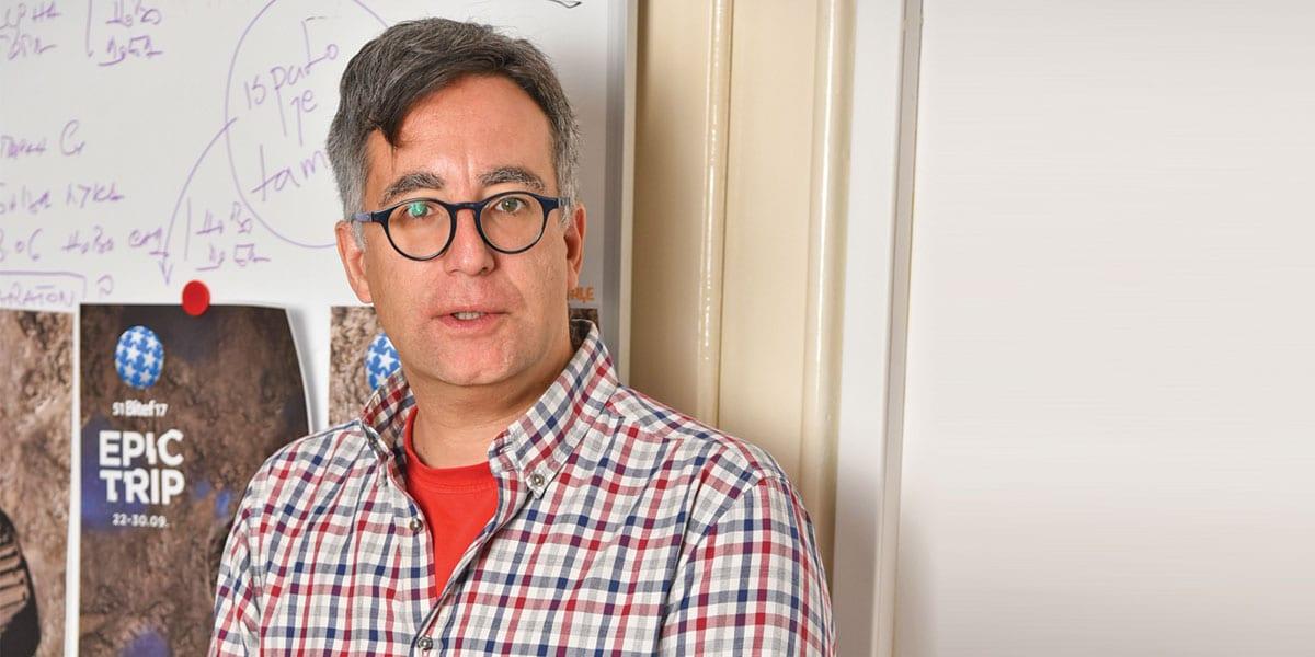 Ivan Medenica Artistic Director Of BITEF