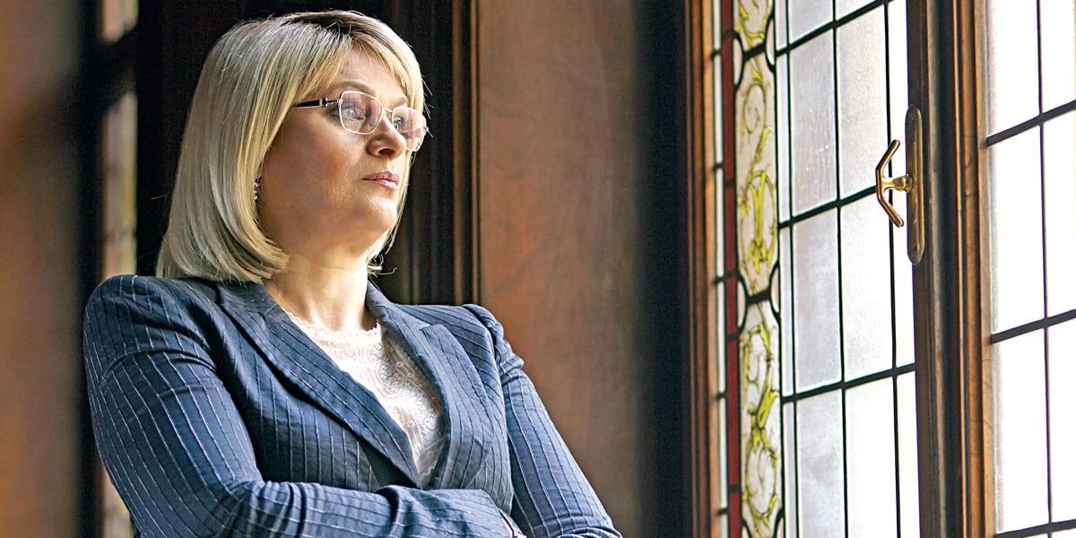 Jorgovanka Tabaković Governor Of The National Bank Of Serbia