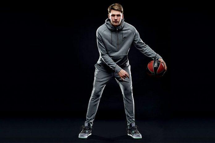 Luka Dončić basketball player