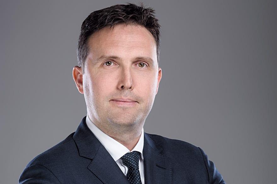 Miloš Vujnović, Executive Board Chairman, Jubmes Bank