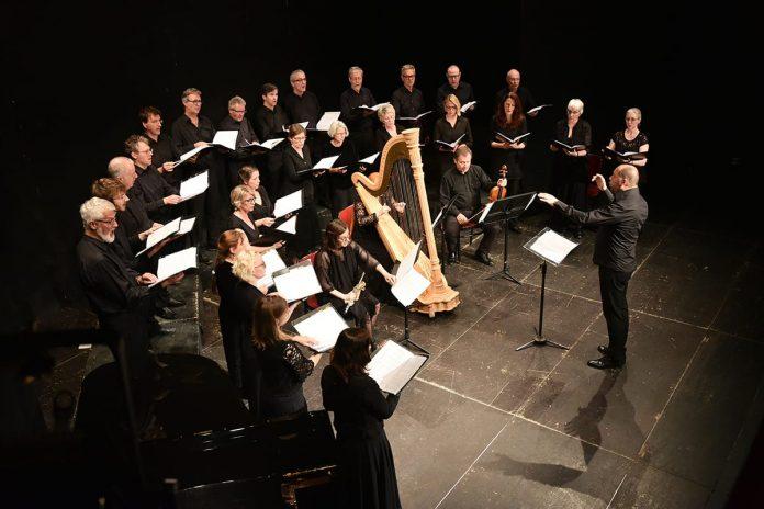 Swiss Embassy Hosted The Vocal Choir Bern Concert