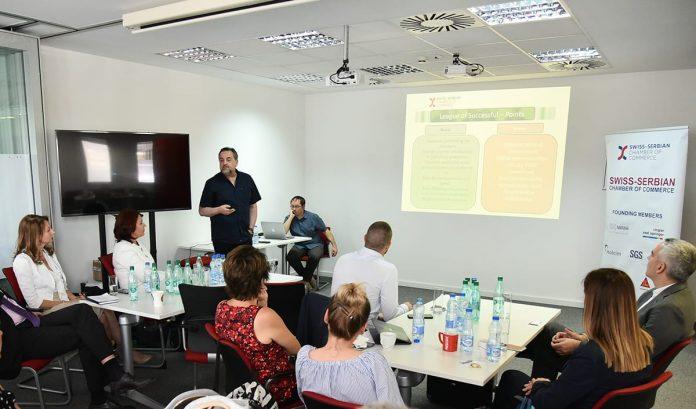 Swiss-Serbian Chamber Of Commerce Members' Reunion Majo Micovic
