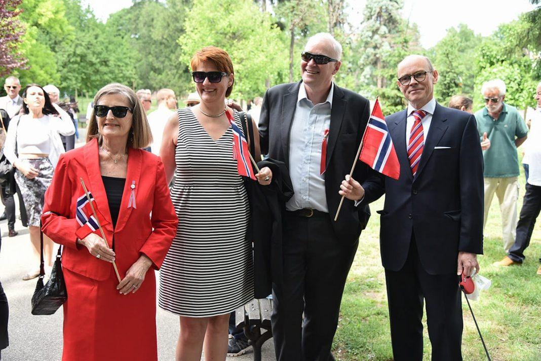 Norwegian Norway Constitution Day Celebrated