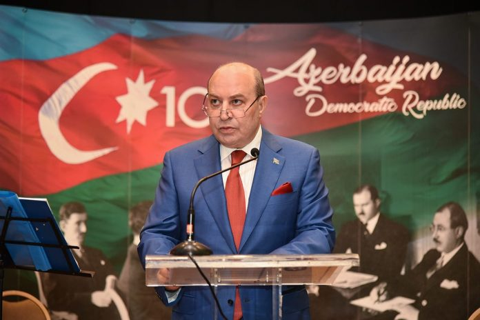 The First Century Of Azerbaijan Marked Eldar Hasanov