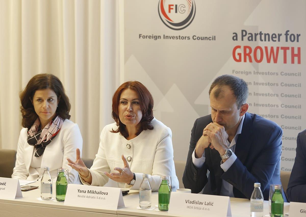FIC Dialogue For Change Dedicated To Labour Regulations Yana Mikhailova