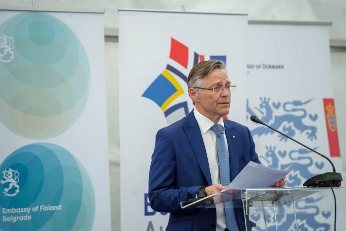 Public Procurement - Nordic Experience Forum Pertti Ikonen