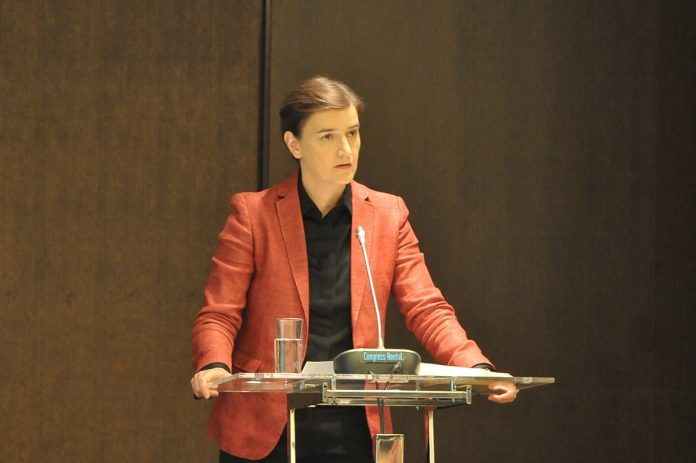 France-Balkans Business Forum Ana Brnabic