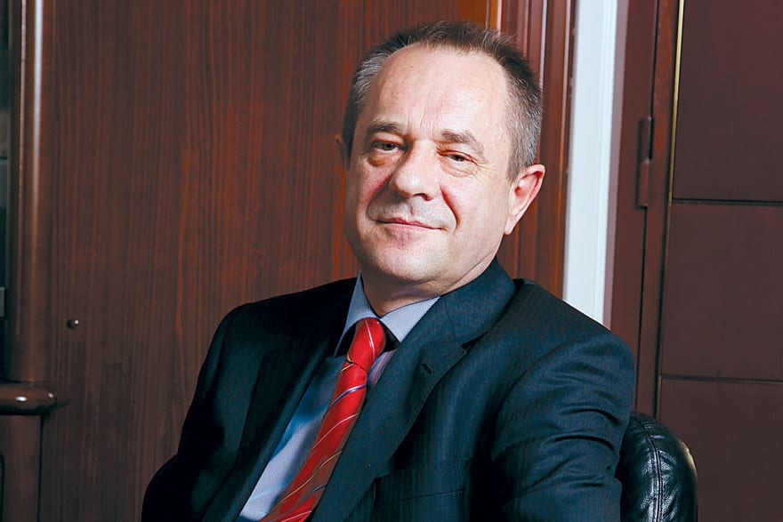 Veroljub Dugalić PhD, Secretary-General Of The Association Of Serbian Banks
