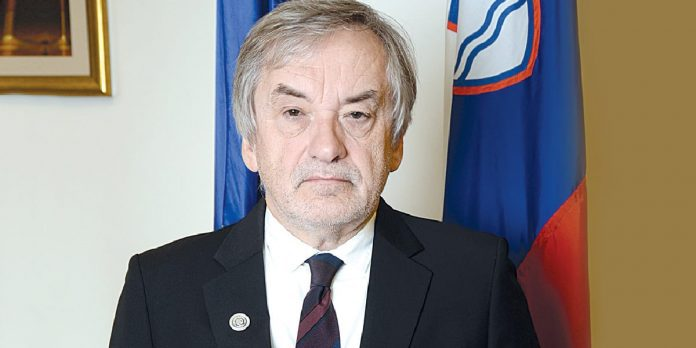 Vladimir Gasparič Ambassador Of Slovenia To Serbia