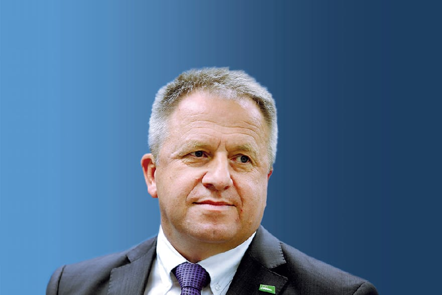 Zdravko Počivalšek, Slovenian Minister Of Economic Development And Technology