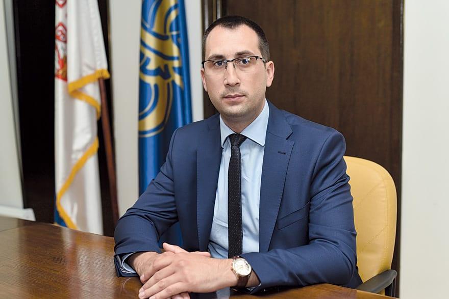 Zoran Popović Postal Savings Bank