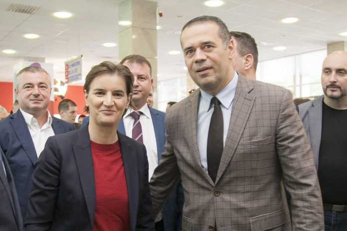 Prime Minister Ana Brnabić Visited The Generali Osiguranje Booth At The Agriculture Fair