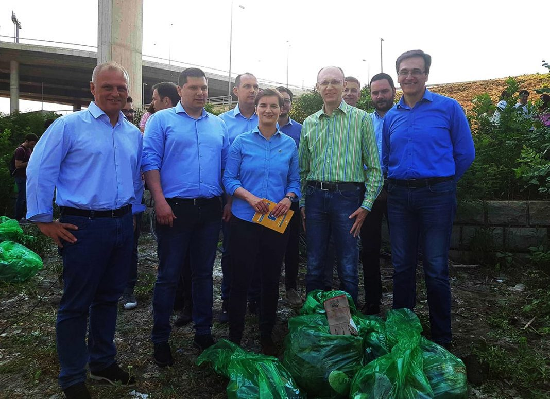 World Environment Day Marked In Serbia Brnabic Vesic Trivan