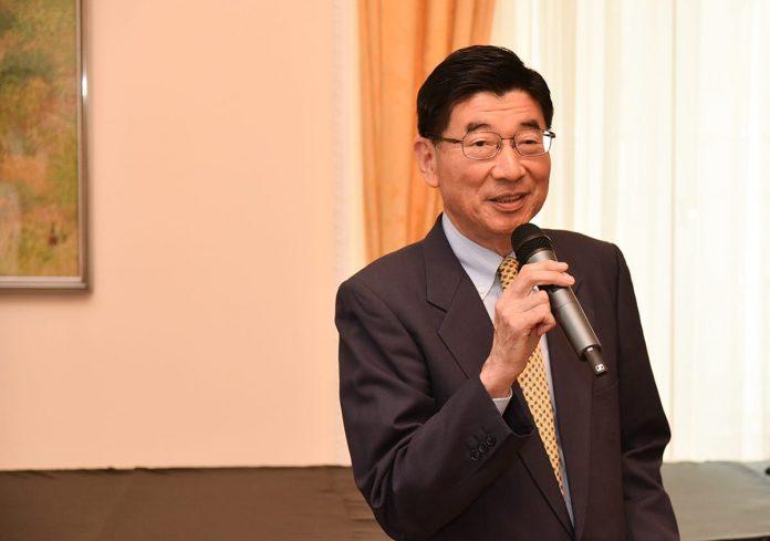 Ambassador Maruyama Hosts Business Networking Lunch Junichi Maruyama