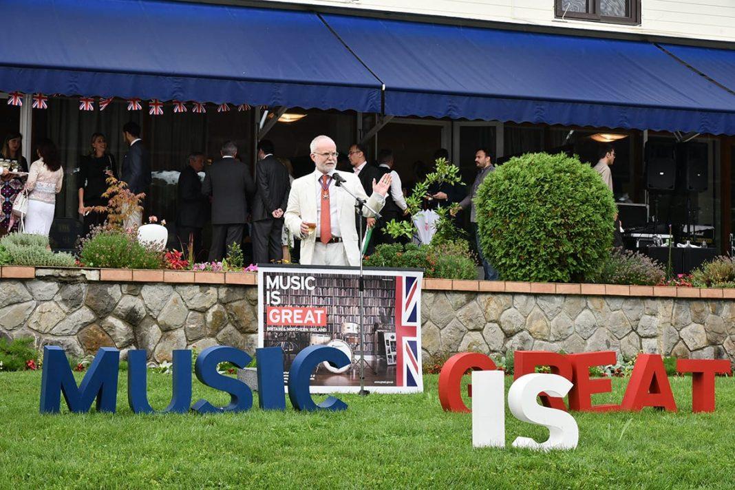 British Embassy Celebrates Queen Elizabeth's Birthday