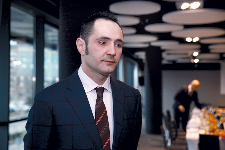 Pavle Radulović Montenegrin Minister Of Sustainable Development And Tourism