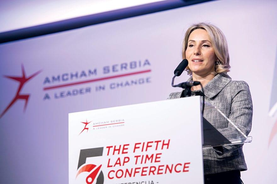 Amalija Pavić AmCham Deputy Executive Director