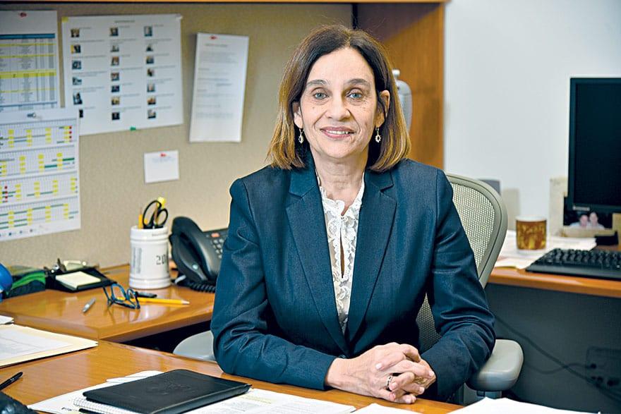 Azza El-Abd USAID Mission Director For Serbia