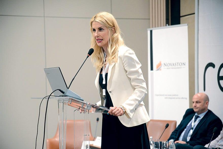 Mia Zečević, Director, Novaston