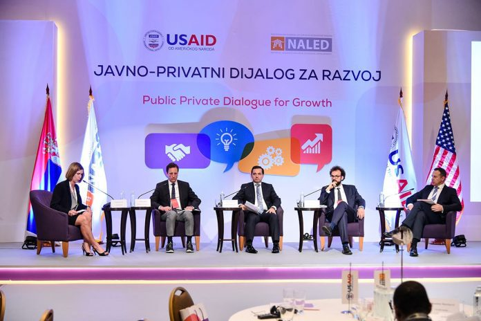 NALED And USAID Implement Project For Encouragement Of Public-Private Dialogue