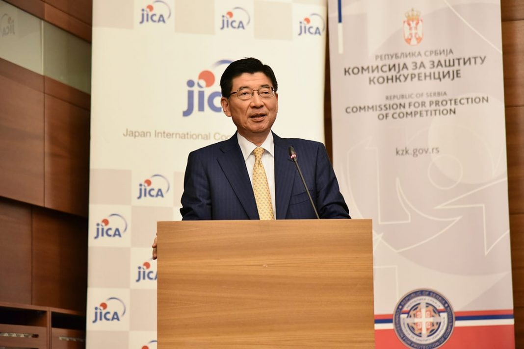 Japanese Competition Policy Enforcement Experiences Junichi Maruyama