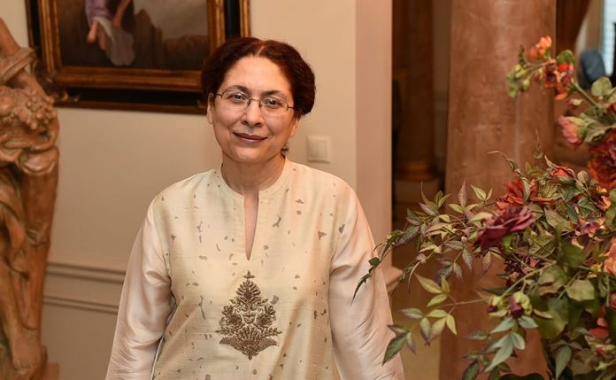 Farewell Reception For Ambassador Narinder Chauhan