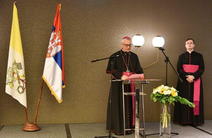 Day Of Apostolic Nunciature Luciano Suriani