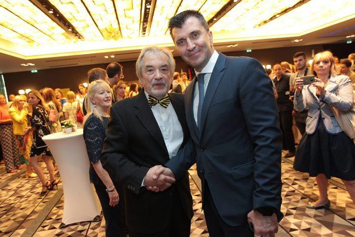 27th Anniversary Of Slovenian National Day Vladimir Gasparič Zoran Djordjevic