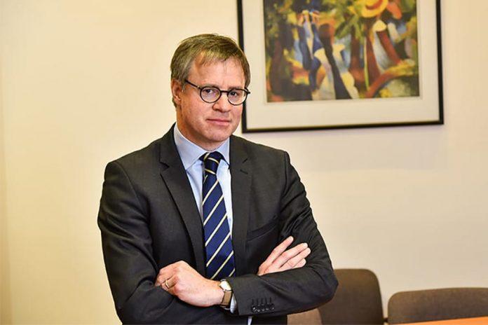 Axel Dittmann Ambassador of Germany to Serbia