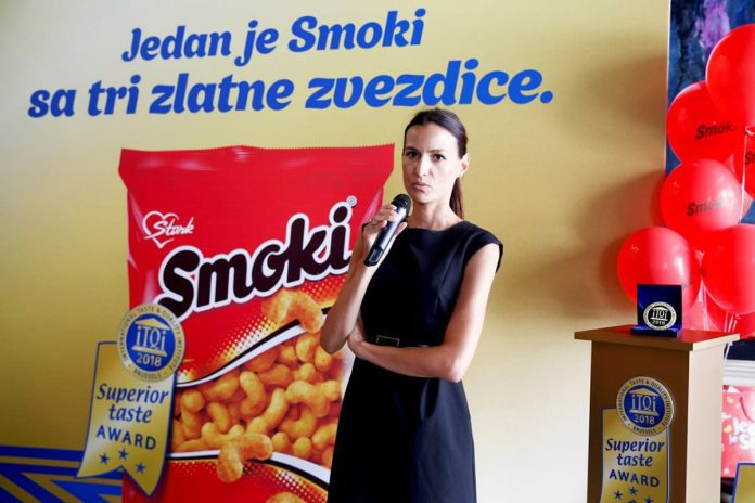 Brand Smoki Won The Superior Taste Award