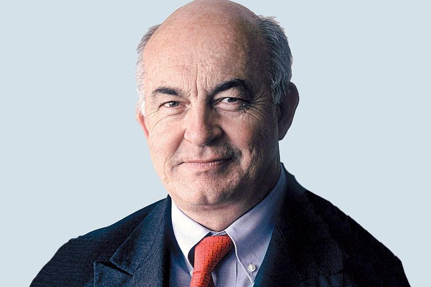 Kemal Dervis Former Minister of Economic Affairs of Turkey