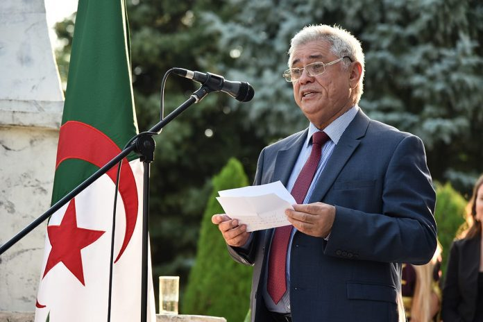 56th Anniversary Of The Independence Of Algeria Abdelhamid Chebchoub