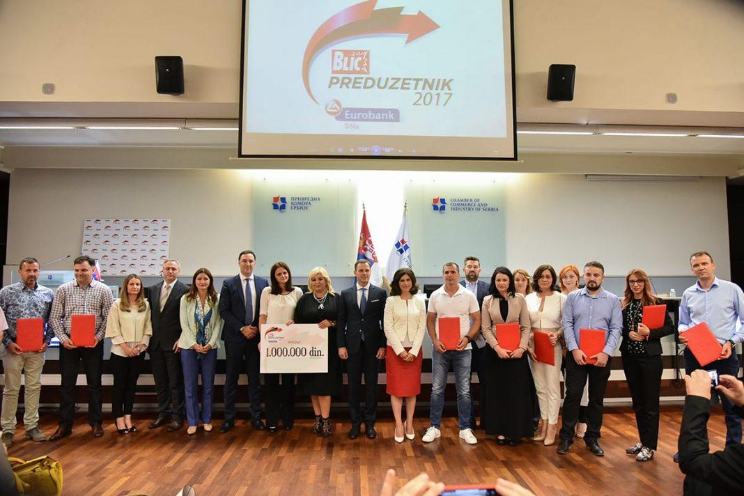 Blic Entrepreneur Of 2017