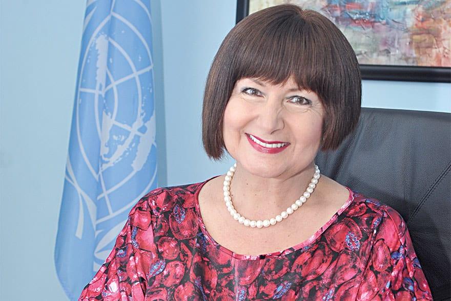 Simona-Mirela Miculescu, Representative Of The UN Secretary-General And Head Of The UN Office In Belgrade