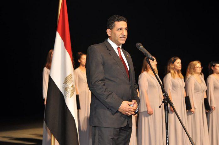 National Day of Egypt Amr Aljowaily